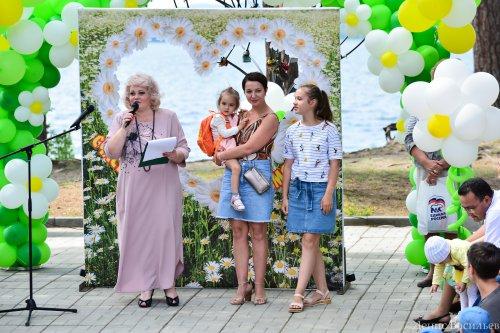 В Озёрске состоялось «Ромашковое счастье»