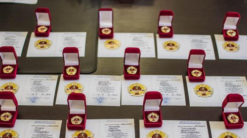 Более 30 тысяч южноуральцев получат знаки отличия комплекса ГТО