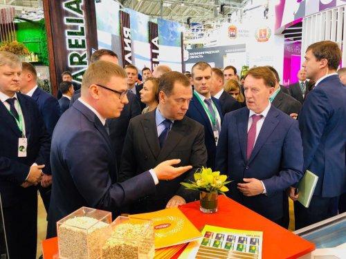 Новую разработку ПО «Маяк» представили на главной сельскохозяйственной выставке