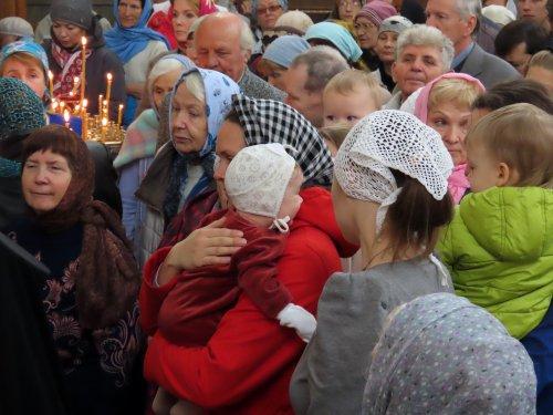 Праздник Покрова в Озерске