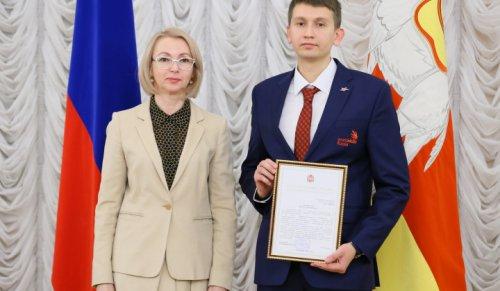 Правительство Челябинской области наградило победителей национального чемпионата WorldSkills