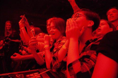Накануне Челябинск с гастрольным туром «NewBest» посетила группа «Би-2»!