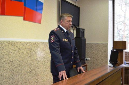 В Озёрске наградили лучших сотрудников органов внутренних дел