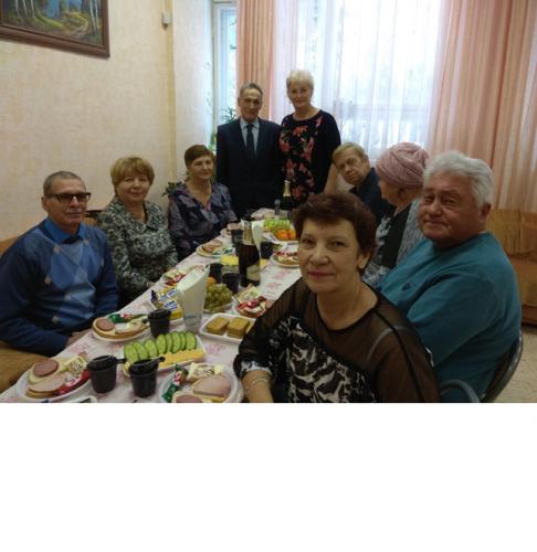 В Комплексном центре встретились родители погибших защитников Отечества