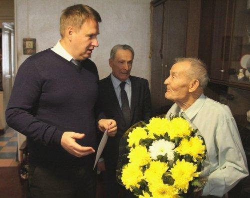 Евгений Щербаков: «Мы должны помнить подвиги фронтовиков!»