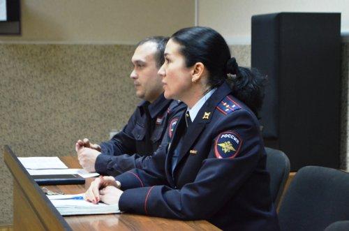 В полиции Озерска состоялся «День открытых дверей»