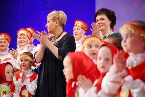 Ансамбль песни «Аюшка» отметил 30-летний юбилей