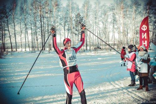 В Озёрске прошла 38-я «Лыжня России»