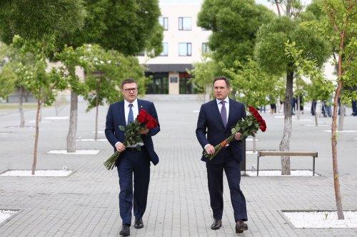 Губернатор Челябинской области соблюдает все меры предосторожности