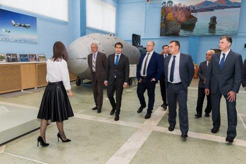 Минэнерго планирует создание совместного с Росатомом испытательного центра