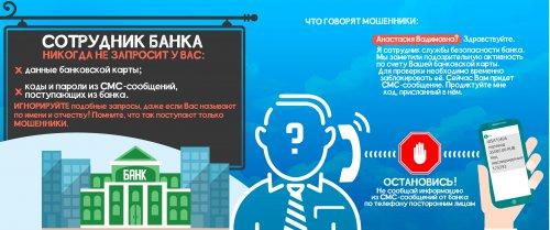 Южноуральцы отправили около 7 миллионов рублей на счета мошенников, которые представились сотрудниками банков