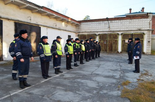 Озерские полицейские подвели итоги операции «Район»