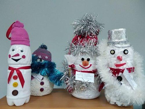В Челябинской области стартовал девятый областной конкурс новогодних игрушек из вторсырья «Подарки для елки 2020»