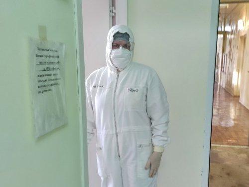 Озерские медики рассказали о работе в красной зоне