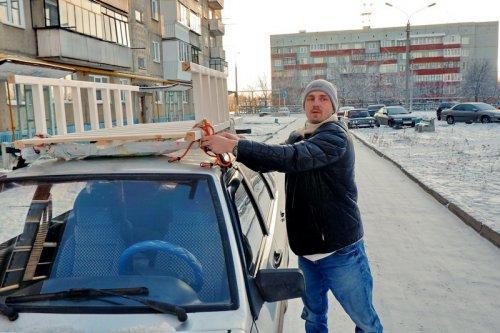 Добру быть: житель Озерска сделал подарок семье из Новогорного