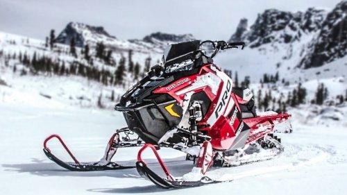 На Урале пройдёт экстремальная гонка на снегоходах