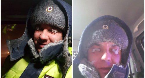 В Челябинской области спасли автобус с 20 детьми, попавший в снежный затор