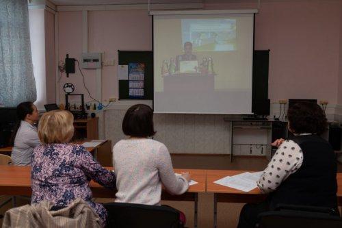 27 февраля в школе №27 прошли традиционные муниципальные научные чтения имени И.В. Курчатова