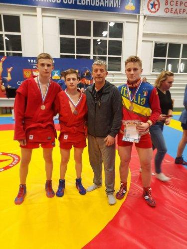 Воспитанники СК «Эдельвейс» стали призерами турниров разного уровня по дзюдо и самбо