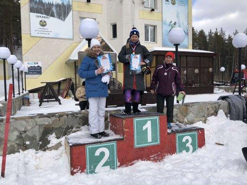 На «Егозе» прошли тренировочные сборы по горным лыжам среди ветеранов и любителей